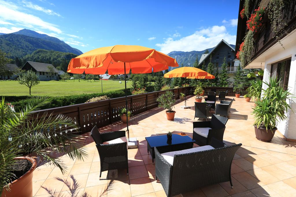 Stay at Hotel Gasperin in Bohinj