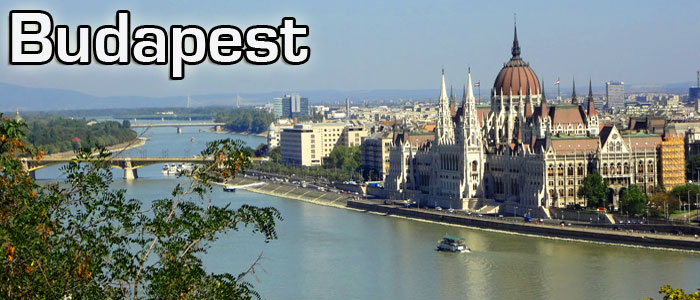 Please make use of the services we offer in and around Budapest!