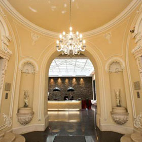 Stay at Palazzo Zichy, Budapest