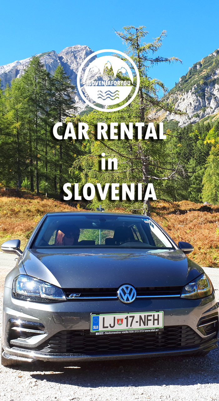 Slovenia Car Rentals The Lowdown On Hiring A Car In Slovenia