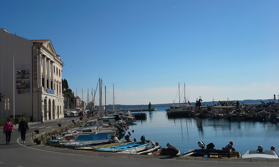 Beautiful Piran Slovenia