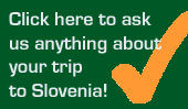 contact Sloveniaforyou.com for tourism info in Slovenia