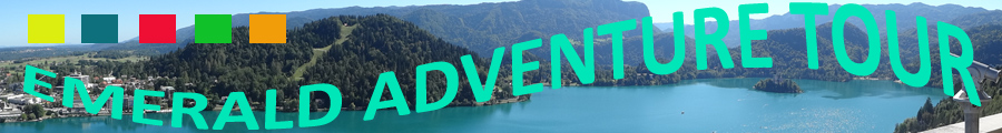 Check out Emerald River Adventure Tour from Bled Slovenia!