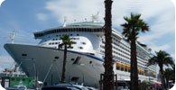 See our wonderful list of fabulous off shore cruise tour excursions from Koper (Slovenia), Split, Dubrovnik and Kotor