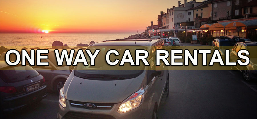 One Way And Long Term Car Rentals Hire In Europe From Slovenia