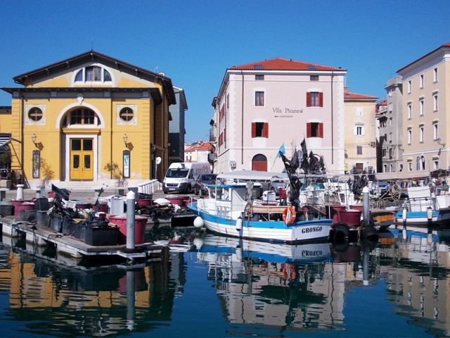 Stay at Apartment Vila Piranesi in Piran
