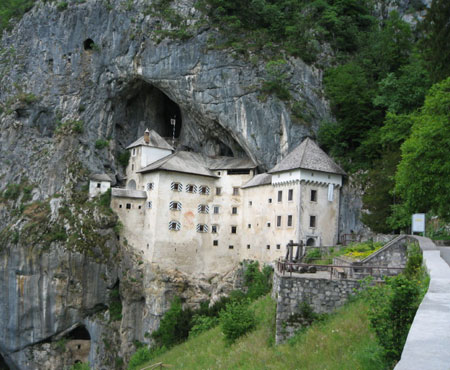 Come to Predjama Castle!