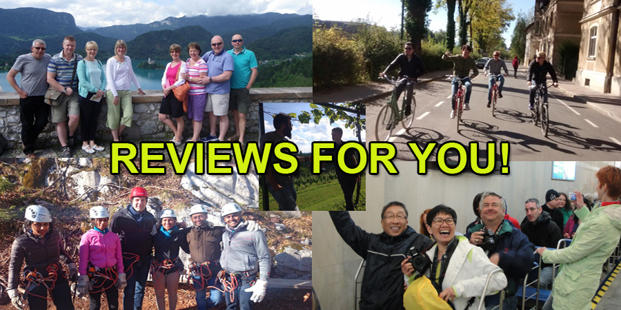 Sloveniaforyou - Travellers Reviews - Post your experiences here