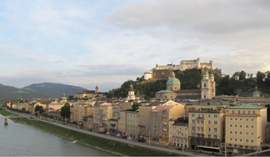 Salzburg is an amazing place to visit