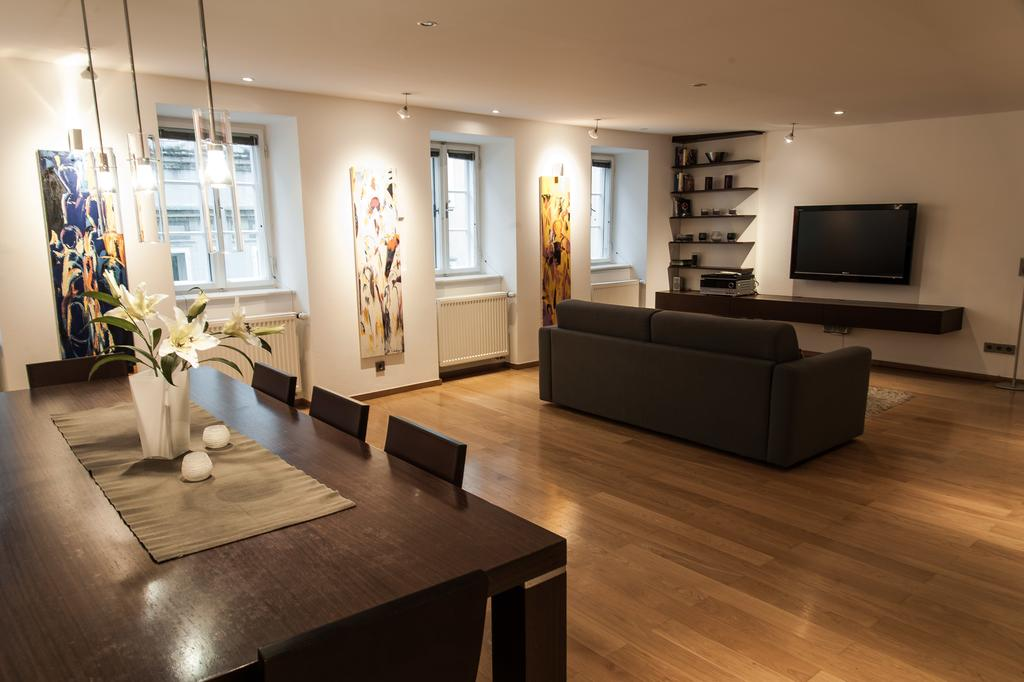 Stay at City Center Apartments, Salzburg