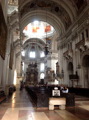 Salzburg Cathedral is Amazing