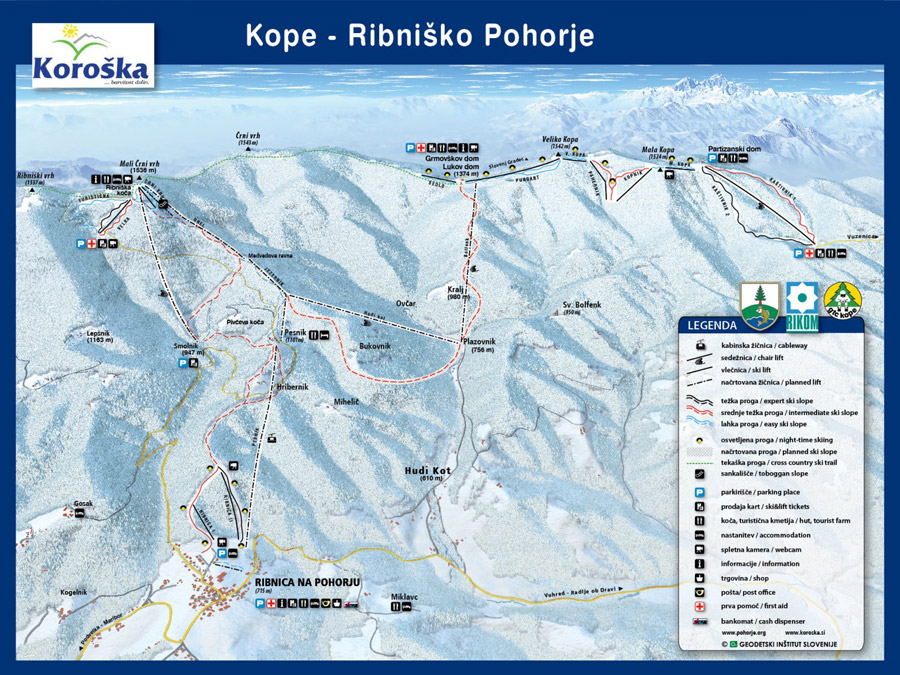 Ski Resorts In Slovenia Your Ultimate Guide To Skiing In