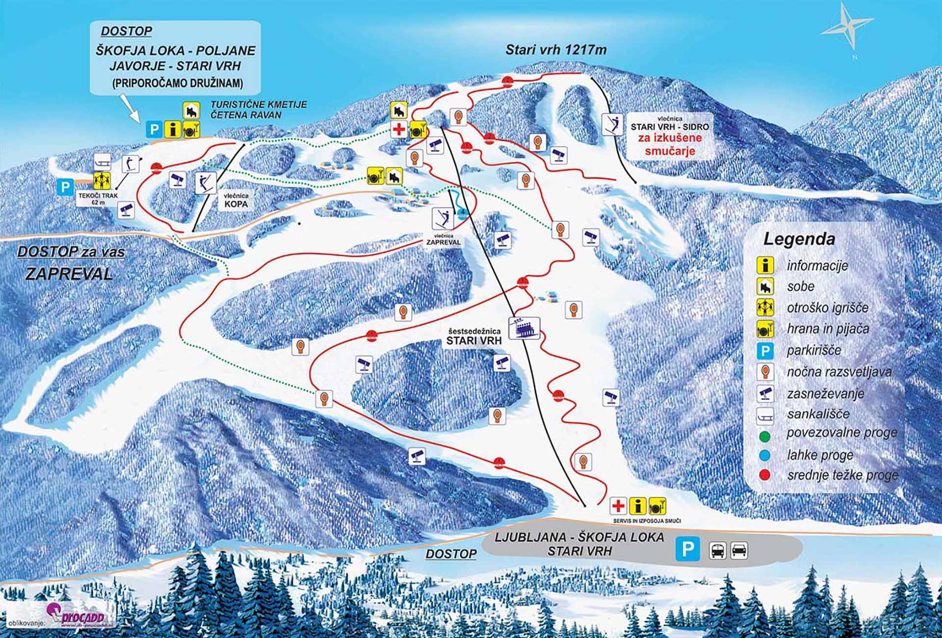 Ski Resorts in Snia - Your ultimate guide to Skiing in Snia! on