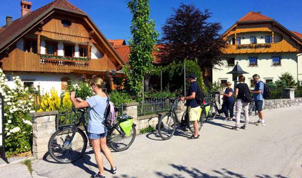 Bled's Best and most Fun E-Bike tour, Slovenia