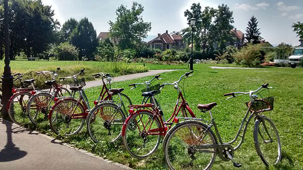 The best bike tour in Ljubljana starts here!