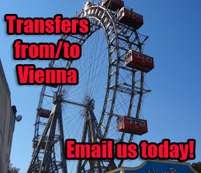 Email us for Transfers from or to Vienna