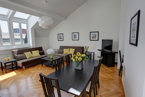 Stay at Gasser_Apartments, Vienna