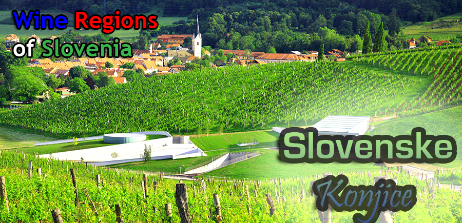 Slovenia is your no1 choice for a relaxing wine holiday amongst the vineyards!