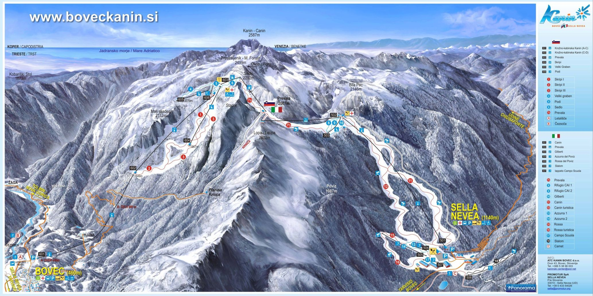 Ski Resorts In Slovenia The Latest On Whats Happening On The Piste In Slovenia