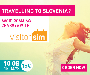VisitorSim - Ultimate solution for your mobile Internet needs in Slovenia.!