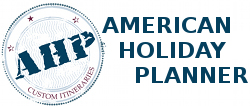American Holiday Planner Page - Plan your trip to the USA here!