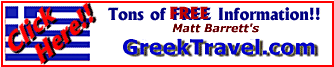 Greece Travel Page - All you need to know about Greece and more!
